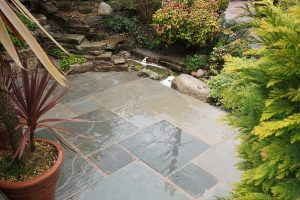 patio washing stone